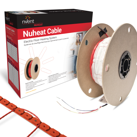nVent NUHEAT Cable