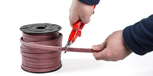 heat tape vs heat cables