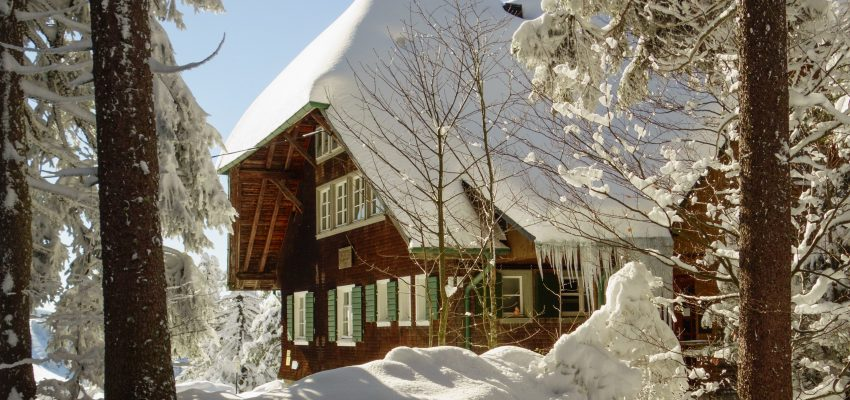 freeze protection of the home