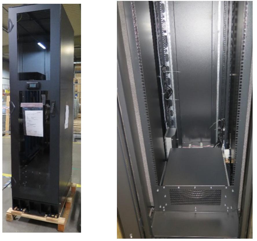 Advanced Physics Electronics Cabinet