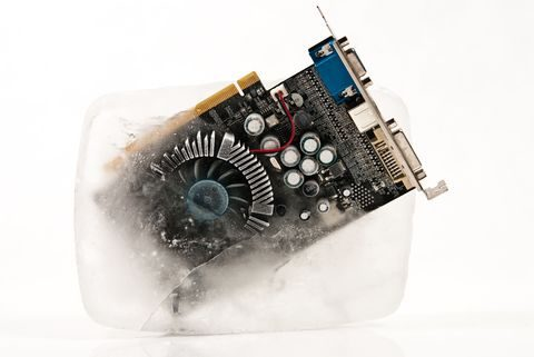 cooling electronics