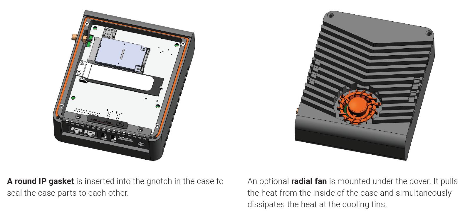 COM Nano Cooling Concept