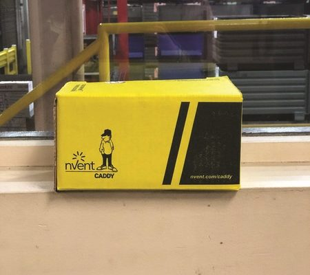 nVent CADDY Yellow Box