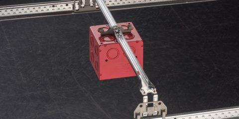 nVent CADDY 512SA T-Grid Box Hanger